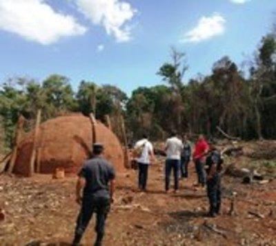 Desalojan a invasores que habrían depredado 700 hectáreas