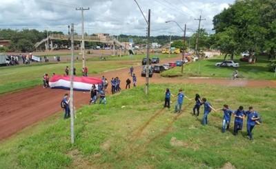 Estudiantes exigen rubros para bachilleratos técnicos y cierran ruta