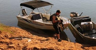 Destruyen 70 puertos clandestinos en las márgenes del lago Itaipú