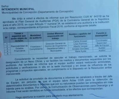 Una joda: Contraloría solo auditará ejecución 2018 de Tati Urbieta