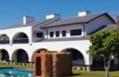 Quinta de Cucho Cabaña será convertida en un punto turístico
