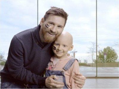 Argentina: Fundación Messi ayudará a investigar cáncer infantil