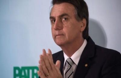 Bolsonaro anuncia una operación