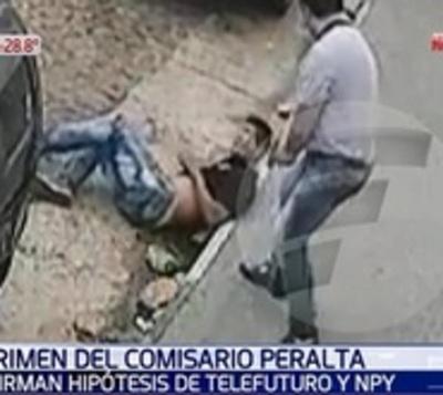 Confirman hipótesis sobre crimen de Comisario Peralta