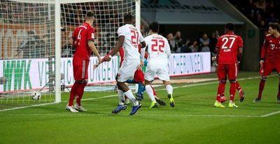 El gol en contra más rápido de la Bundesliga
