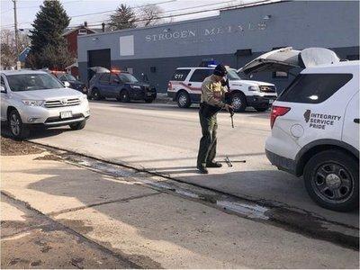 Tiroteo en las afueras de Chicago deja 6 muertos
