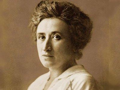 Rosa Luxemburgo y la creación de un ícono