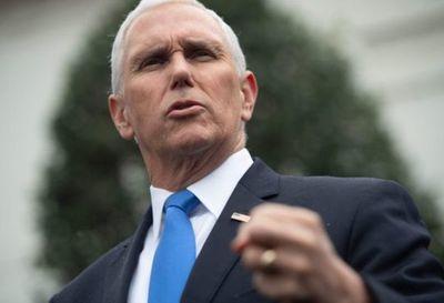 Pence insta a Europa a retirarse del acuerdo nuclear iraní y unirse a EEUU