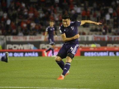 Jorge Moreira jugará en el subcampeón de la MLS