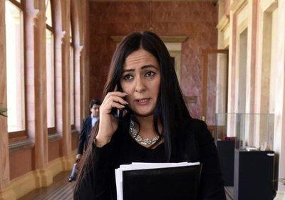 Karina Gómez se expone a procesos, según Querey