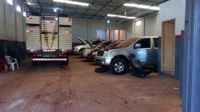 Desaparecen vehículos de 'Minotauro'