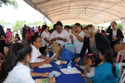 Ciudad Mujer Móvil se trasladará rumbo al departamento de Canindeyú