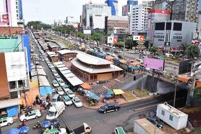 Suspenden estacionamiento tarifado en CDE