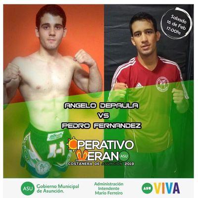 Kick Boxing en la Costanera