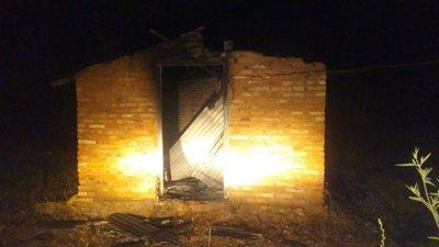 Joven muere calcinado en Villarrica
