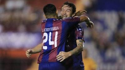 HOY / Dos goles del 'Queso' para hundir al equipo de Maradona