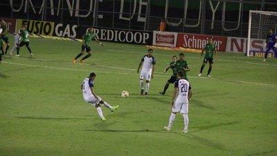 El gol de tiro libre de Cecilio Domínguez
