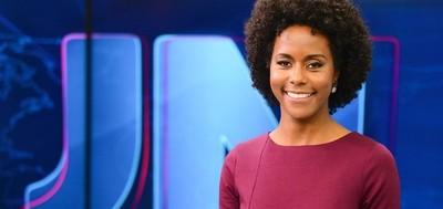 Una negra presenta por primera vez principal noticiero de Brasil en 50 años