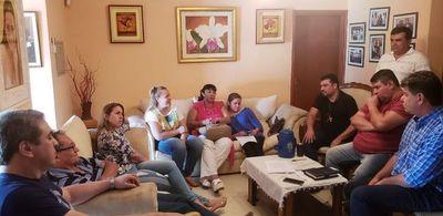 Piden a concejales liberales votar por la intervención en San Lorenzo