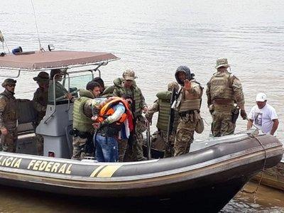 Pobladores denuncian atropello de autoridades brasileñas en el río Paraguay
