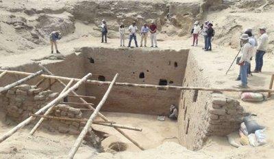 Descubren enorme cámara funeraria inca sin precedentes