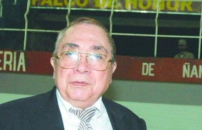 HOY / Fallece Julio del Puerto, emblema del periodismo deportivo paraguayo
