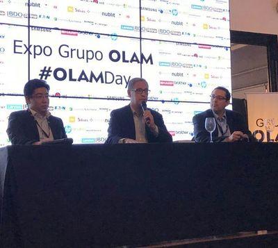 Grupo OLAM: Ultimando detalles para el mayor evento de tecnología empresarial del país