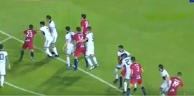 """""""Gol de Olimpia estuvo bien anulado"""", según director de árbitros"""
