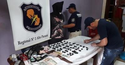 Fiscalía procesa a supuesto mircrotraficante detenido en Hernandarias