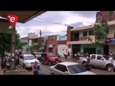 SIN INCIDENTES EN JUEGO DE CARNAVAL