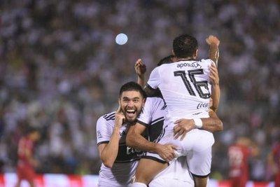 El gol de Tabaré