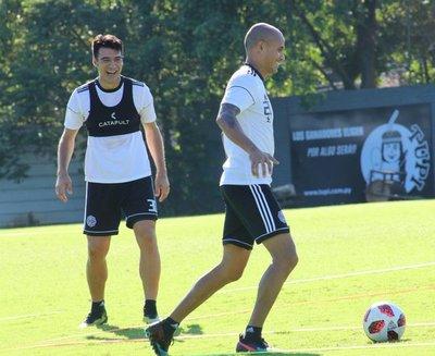 Sergio Otálvaro está a disposición del cuerpo técnico