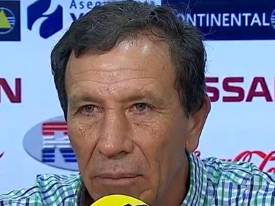 Hugo Caballero sumó una nueva derrota con Nacional