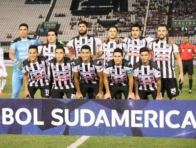 En modo Copa Sudamericana