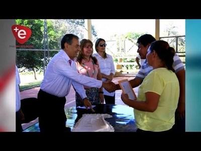 YACYRETÁ ENTREGA TÍTULOS A FAMILIAS DE CONJUNTOS HABITACIONALES