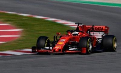 "Vettel se muestra ""lleno de esperanza"""