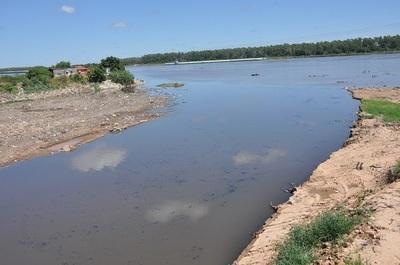 Mejora situación del Mburicaó, pero apariencia sigue siendo pésima