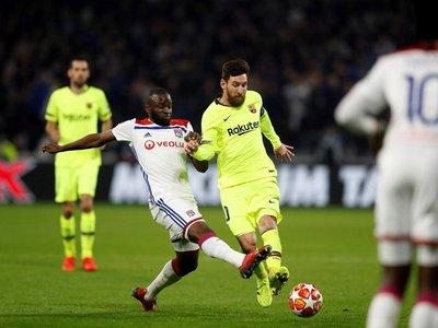 El Barça deja vivo al Lyon