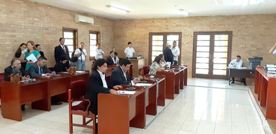Junta aprueba presentar denuncia penal contra McLeod en base a informe de Llanes