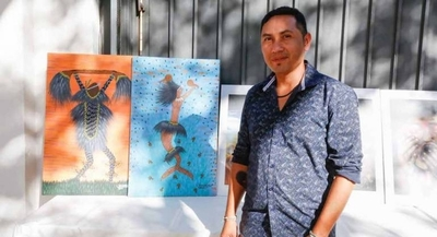 HOY / Exponen arte y cultura de pueblos originarios