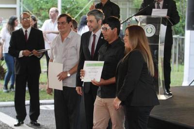 Petropar incorpora de forma permanente a funcionarios con discapacidad