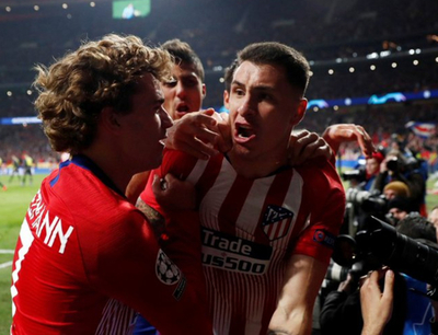 Atlético Madrid consigue importante victoria ante Juventus