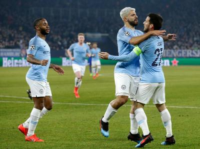 Manchester City reaccionó y le ganó al Schalke 04 en Alemania