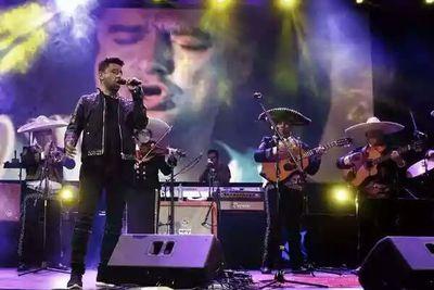 Cantante cristiano, con 4 Grammy Latinos, en Paraguay