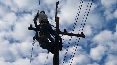ANDE: anuncian cortes de energía para mejorar sistema en Asunción