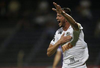 Atlético Mineiro se perfila como rival de Cerro