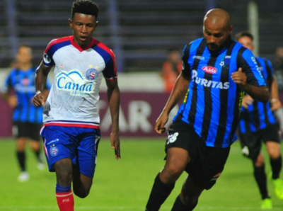 El Liverpool de Montevideo elimina al Esporte Clube Bahia