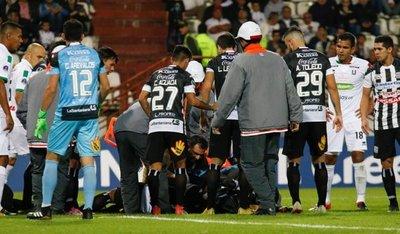 Aguilar será sometido a exámenes médicos