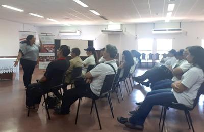 Realizan primera reunión con facilitadores de Alto Paraná