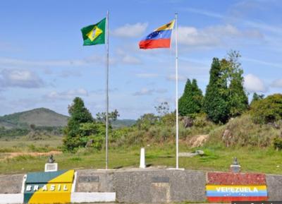 """Gobierno brasileño descarta una """"acción agresiva"""" en frontera con Venezuela"""